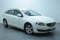 2014 VOLVO V60 2.0 D4 BUSINESS EDITION 5d AUTO 178 BHP £7495.00