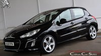 USED 2011 61 PEUGEOT 308 1.6 E-HDi ALLURE 5 DOOR 6-SPEED 112 BHP Finance? No deposit required and decision in minutes.