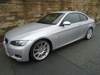 2009 BMW 3 SERIES 3.0 325I M SPORT 2d AUTO 215 BHP £8200.00