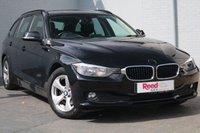 USED 2015 64 BMW 3 SERIES 2.0 320D EFFICIENTDYNAMICS TOURING 5d 161 BHP MEDIA PACKAGE + SATNAV + FSH