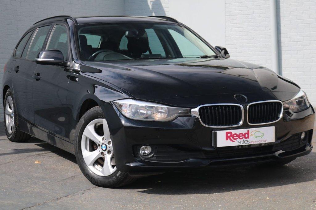 2015 64 BMW 3 SERIES 2.0 320D EFFICIENTDYNAMICS TOURING 5d 161 BHP