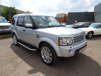 USED 2011 60 LAND ROVER DISCOVERY 3.0 4 TDV6 HSE 5d AUTO 245 BHP 6 SERVICE STAMPS & ONE OWNER FROM NE. IT HAS A CURRENT MOT & X2 KEYS (not tested or guaranteed) SERVICE STAMPS ARE @ 11,371 / 21,653 / 32,745 / 51,018  / 76,350 & 81,110 MILES.