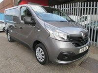 USED 2016 16 RENAULT TRAFIC 1.6 SL27 BUSINESS PLUS ENERGY DCI 120 *AIR CON* AIR CON - DAB RADIO - BLUETOOTH
