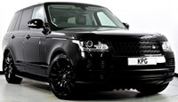 USED 2016 66 LAND ROVER RANGE ROVER 3.0 TD V6 Vogue 4X4 (s/s) 5dr  Pan Roof, Black Pack, 4Zone ++