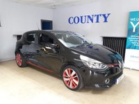 USED 2013 13 RENAULT CLIO 0.9 DYNAMIQUE S MEDIANAV ENERGY TCE S/S 5d 90 BHP * TWO OWNERS WITH HISTORY *