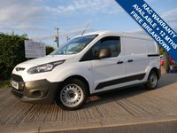USED 2014 64 FORD TRANSIT CONNECT 1.6 210 P/V 1d 94 BHP LONG WHEEL BASE, LOW MILES, ONE FORMER KEEPER