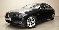 USED 2011 61 BMW 5 SERIES 3.0 525D SE 4d AUTO 202 BHP