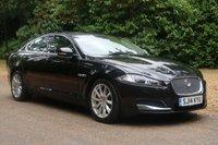 2014 JAGUAR XF 2.2 D PREMIUM LUXURY 4d AUTO 200 BHP £13995.00