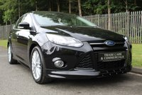 2014 FORD FOCUS 1.0 ZETEC S S/S 5d 124 BHP £8500.00