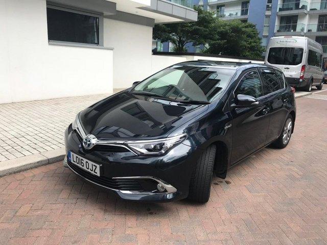 2016 16 TOYOTA AURIS 1.8 VVT-I EXCEL 5d AUTO 99 BHP