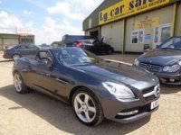 2013 MERCEDES-BENZ SLK 2.1 SLK250 CDI BLUEEFFICIENCY 2d AUTO 204 BHP £13995.00