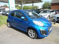 USED 2012 12 CITROEN C1 1.0 VTR PLUS 3d 67 BHP BLUETOOTH HANDSFREE