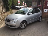 USED 2007 07 VOLKSWAGEN POLO 1.4 S 5d 79 BHP