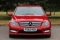 USED 2012 62 MERCEDES-BENZ C CLASS 2.1 C220 CDI BLUEEFFICIENCY AMG SPORT 4d AUTO 168 BHP
