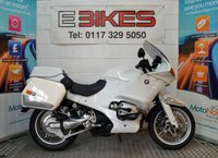 USED 2005 05 BMW R1150RS TOURER, 1150CC **SOLD**