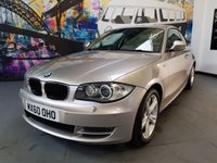 USED 2010 60 BMW 1 SERIES 2.0 118D SPORT 2d AUTO 141 BHP