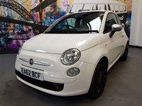 2012 FIAT 500 1.2 STREET 3d 69 BHP £5694.00