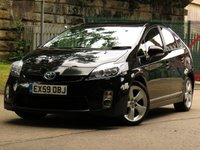 USED 2009 59 TOYOTA PRIUS 1.8 T SPIRIT VVT-I 5d AUTO 99 BHP