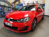 USED 2015 64 VOLKSWAGEN GOLF 2.0 GTD 5d 181 BHP