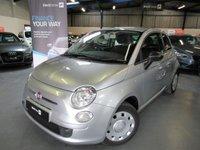 2009 FIAT 500 1.2 POP 3d 69 BHP £3390.00