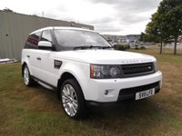 USED LAND ROVER RANGE ROVER SP HSE TDV6 A JUST HAD MAJOR SERVICE BY LAND ROVER!