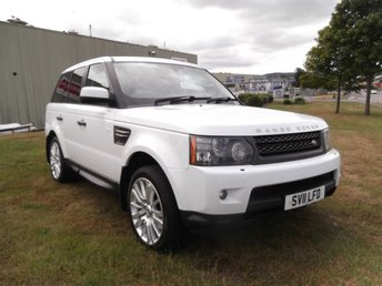 View our LAND ROVER RANGE ROVER SP HSE TDV6 A