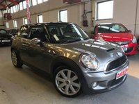 USED 2010 MINI COOPER S 1.6 [184] 3dr (1598 cc)