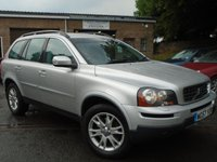 USED 2008 57 VOLVO XC90 2.4 D5 SE 5d AUTO 183 BHP 2 FORMER KEEPER+ GOOD HISTORY