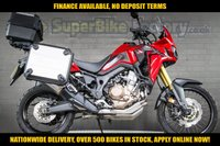 USED 2017 67 HONDA CRF1000L AFRICA TWIN  GOOD & BAD CREDIT ACCEPTED, OVER 500+ BIKES IN STOCK