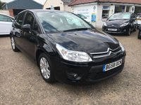 USED 2008 58 CITROEN C4 1.6 SX HDI 5d 92 BHP ** NOW SOLD ** NOW SOLD **
