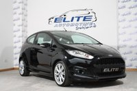 "USED 2015 65 FORD FIESTA 1.0 ZETEC S 3d 124 BHP 1 Owner, FSH, 17"" Alloys, Dress Up Kit"