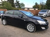 2010 VAUXHALL ASTRA 1.7 CDTI SE 5d WITH ALLOY WHEELS AND AIR CON £4000.00