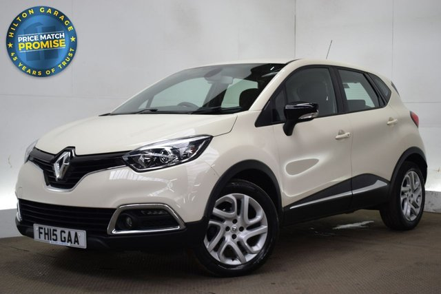 renault captur dynamique medianav energy dci s/s £7,890 - used cars