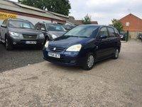 2004 SUZUKI LIANA 1.6 GL 5d 105 BHP £599.00