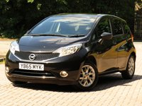 2015 NISSAN NOTE 1.2 ACENTA 5d 80 BHP £6711.00