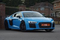 USED 2018 67 AUDI R8 5.2 V10 PLUS QUATTRO 2d AUTO 602 BHP SOLD MORE REQUIRED ///