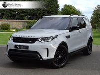 USED 2016 66 LAND ROVER DISCOVERY 5 3.0 TD6 SE 5d AUTO 255 BHP