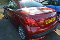 USED 2007 R PEUGEOT 207 1.6 GT COUPE CABRIOLET 2d 118 BHP
