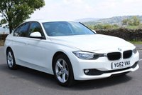 USED 2012 62 BMW 3 SERIES 2.0 320D SE 4d 184 BHP