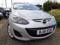 USED 2011 61 MAZDA 2 1.3 TAMURA 5d 83 BHP **Low Mileage Mazda History £30 Road Tax 12 Months Mot**