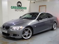 2011 BMW 3 SERIES 2.0 320d Sport Plus 2dr £8494.00