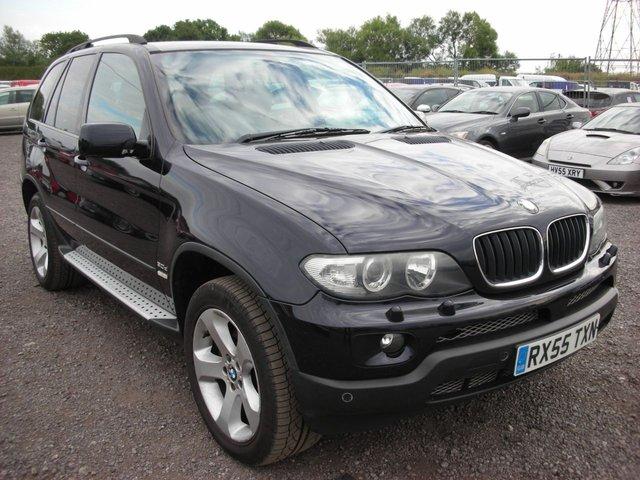 2005 55 BMW X5 3.0 D SPORT 5d AUTO 215 BHP