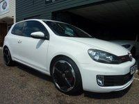 2012 VOLKSWAGEN GOLF 2.0 GTI 3d 210 BHP £SOLD