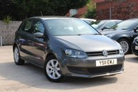 USED 2011 11 VOLKSWAGEN POLO 1.2 SE 5d 70 BHP **** BLUETOOTH * AIR CON * ONE PREVIOUS OWNER ****