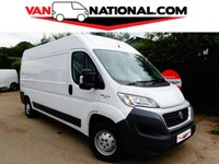 2016 FIAT DUCATO 2.3 35 P/V H/R MULTIJET II 129 BHP LWB (ONE OWNER LOW MILES) £11990.00