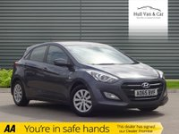USED 2015 65 HYUNDAI I30 1.4 S BLUE DRIVE 5d 99 BHP ONE OWNER,FULL SERVICE HISTORY