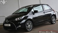 2015 TOYOTA YARIS 1.3VVT-i ICON 3 DOOR 6-SPEED 99 BHP £6990.00
