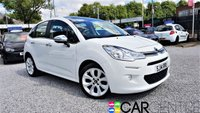 USED 2014 14 CITROEN C3 1.2 SELECTION 5d 80 BHP 1 OWNER FROM NEW + S HISTORY