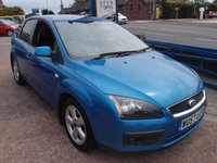 USED 2008 57 FORD FOCUS 1.6 ZETEC CLIMATE 5d 116 BHP