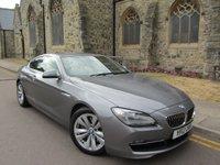 2012 BMW 6 SERIES 3.0 640D SE 2d AUTO 309 BHP £13995.00